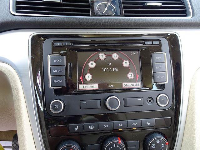 2013 Volkswagen Passat TDI SE w/Sunroof & Nav Madison, NC 19