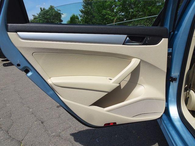 2013 Volkswagen Passat TDI SE w/Sunroof & Nav Madison, NC 28