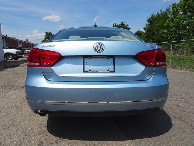 2013 Volkswagen Passat TDI SE w/Sunroof & Nav Madison, NC 3