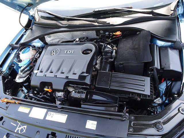 2013 Volkswagen Passat TDI SE w/Sunroof & Nav Madison, NC 44