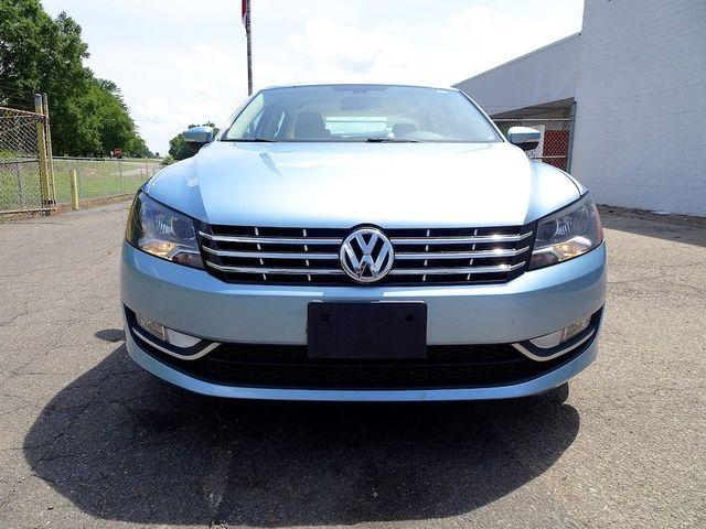 2013 Volkswagen Passat TDI SE w/Sunroof & Nav Madison, NC 7