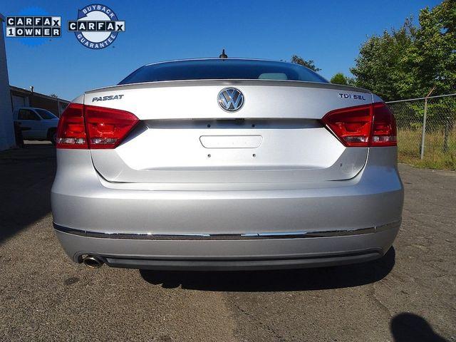 2013 Volkswagen Passat TDI SEL Premium Madison, NC 3