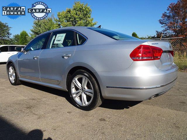 2013 Volkswagen Passat TDI SEL Premium Madison, NC 4