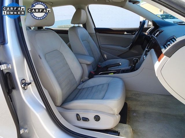 2013 Volkswagen Passat TDI SEL Premium Madison, NC 40