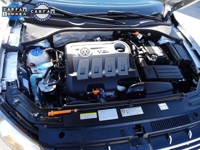 2013 Volkswagen Passat TDI SEL Premium Madison, NC 44