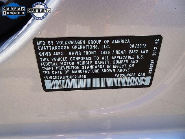 2013 Volkswagen Passat TDI SEL Premium Madison, NC 47