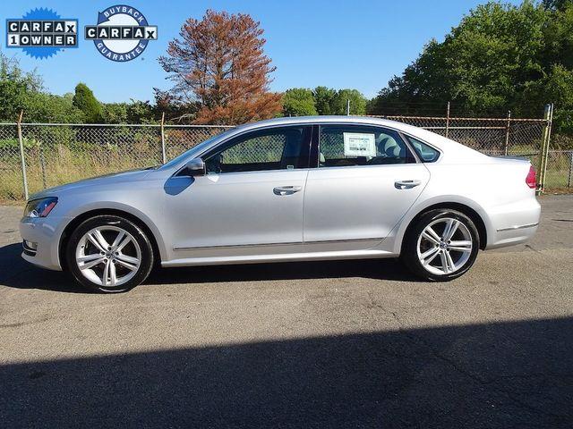 2013 Volkswagen Passat TDI SEL Premium Madison, NC 5