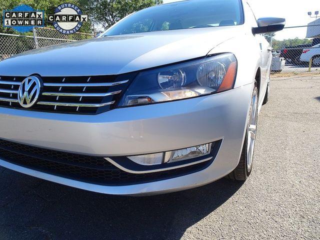 2013 Volkswagen Passat TDI SEL Premium Madison, NC 9