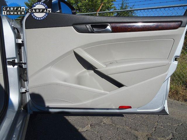 2013 Volkswagen Passat TDI SEL Premium Madison, NC 38