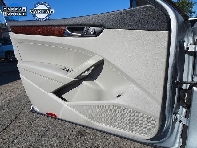 2013 Volkswagen Passat TDI SEL Premium Madison, NC 25