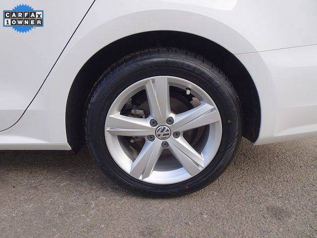 2013 Volkswagen Passat TDI SE w/Sunroof Madison, NC 10