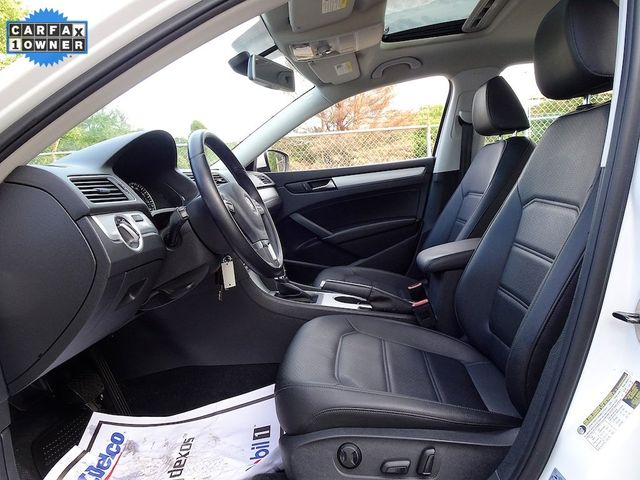 2013 Volkswagen Passat TDI SE w/Sunroof Madison, NC 24