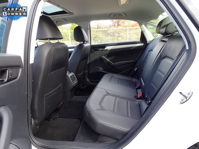 2013 Volkswagen Passat TDI SE w/Sunroof Madison, NC 28