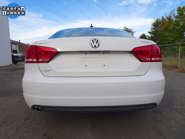 2013 Volkswagen Passat TDI SE w/Sunroof Madison, NC 3