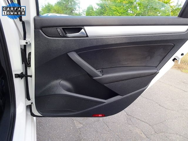 2013 Volkswagen Passat TDI SE w/Sunroof Madison, NC 30