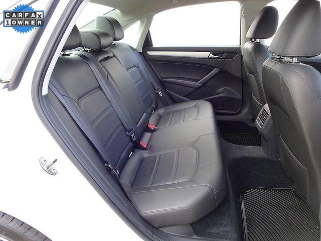 2013 Volkswagen Passat TDI SE w/Sunroof Madison, NC 32
