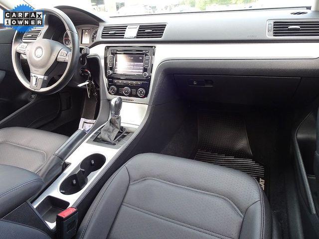2013 Volkswagen Passat TDI SE w/Sunroof Madison, NC 35