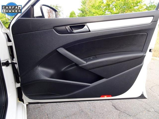2013 Volkswagen Passat TDI SE w/Sunroof Madison, NC 36