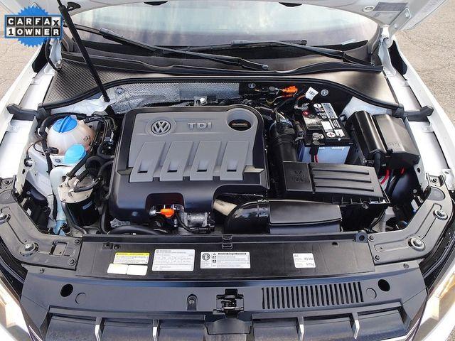 2013 Volkswagen Passat TDI SE w/Sunroof Madison, NC 42