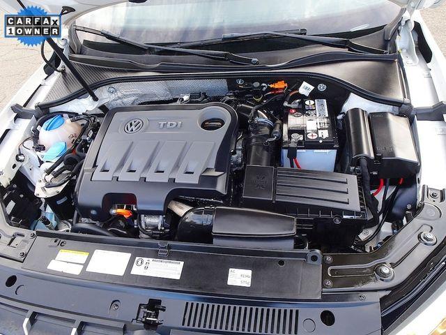 2013 Volkswagen Passat TDI SE w/Sunroof Madison, NC 44