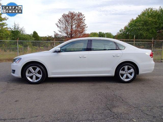 2013 Volkswagen Passat TDI SE w/Sunroof Madison, NC 5