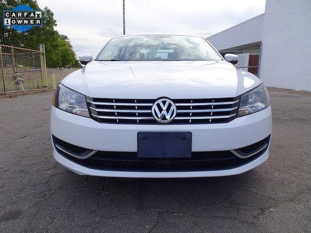 2013 Volkswagen Passat TDI SE w/Sunroof Madison, NC 7