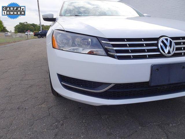 2013 Volkswagen Passat TDI SE w/Sunroof Madison, NC 8