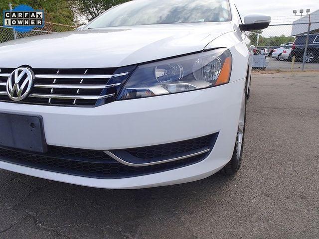 2013 Volkswagen Passat TDI SE w/Sunroof Madison, NC 9