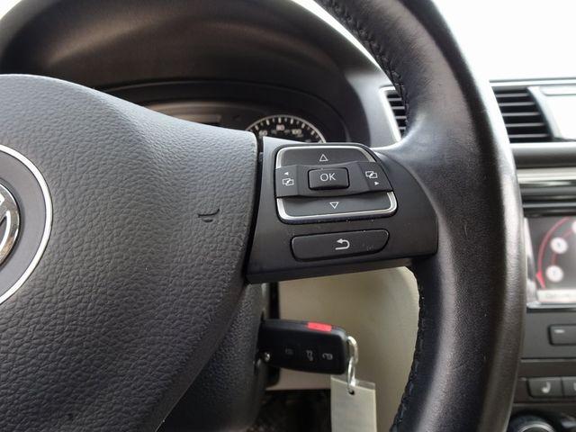 2013 Volkswagen Passat TDI SE w/Sunroof & Nav Madison, NC 14