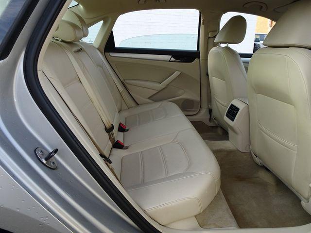 2013 Volkswagen Passat TDI SE w/Sunroof & Nav Madison, NC 30