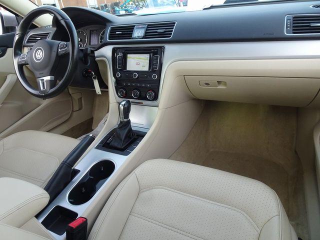 2013 Volkswagen Passat TDI SE w/Sunroof & Nav Madison, NC 34
