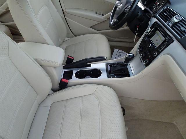 2013 Volkswagen Passat TDI SE w/Sunroof & Nav Madison, NC 38