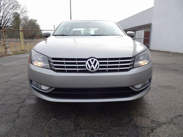 2013 Volkswagen Passat TDI SE w/Sunroof & Nav Madison, NC 6