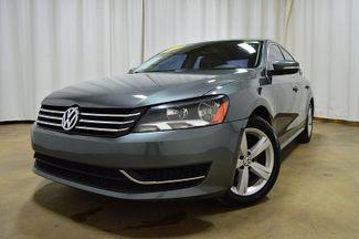 2013 Volkswagen Passat SE w/Sunroof & Nav in Merrillville IN, 46410