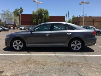 2013 Volkswagen Passat SE w/Sunroof and Navigation 5 YEAR/60,000 MILE FACTORY POWERTRAIN WARRANTY Mesa, Arizona 1