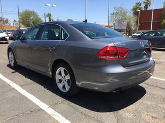 2013 Volkswagen Passat SE w/Sunroof and Navigation 5 YEAR/60,000 MILE FACTORY POWERTRAIN WARRANTY Mesa, Arizona 2