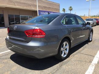 2013 Volkswagen Passat SE w/Sunroof and Navigation 5 YEAR/60,000 MILE FACTORY POWERTRAIN WARRANTY Mesa, Arizona 4