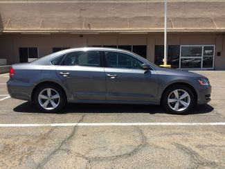2013 Volkswagen Passat SE w/Sunroof and Navigation 5 YEAR/60,000 MILE FACTORY POWERTRAIN WARRANTY Mesa, Arizona 5