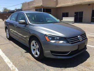2013 Volkswagen Passat SE w/Sunroof and Navigation 5 YEAR/60,000 MILE FACTORY POWERTRAIN WARRANTY Mesa, Arizona 6