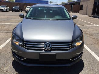 2013 Volkswagen Passat SE w/Sunroof and Navigation 5 YEAR/60,000 MILE FACTORY POWERTRAIN WARRANTY Mesa, Arizona 7