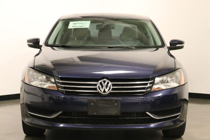 2013 Volkswagen Passat TDI SE wSunroof  city NC  The Group NC  in Mansfield, NC