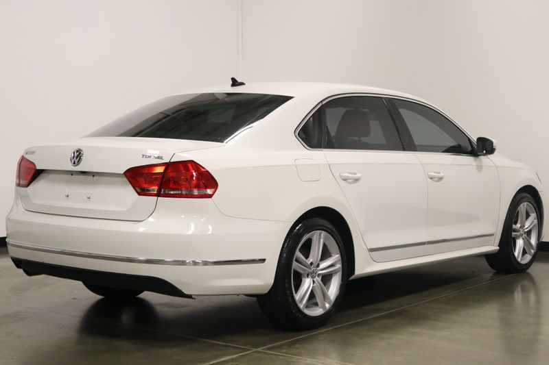 2013 Volkswagen Passat TDI SEL Premium  city NC  The Group NC  in Mansfield, NC