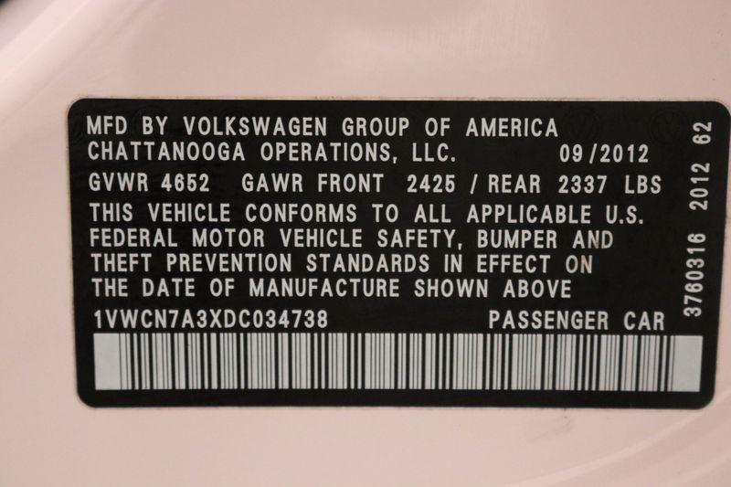 2013 Volkswagen Passat TDI SEL Premium  city NC  The Group NC  in Mansfield, NC