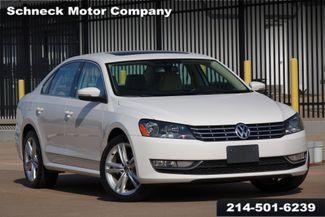 2013 Volkswagen Passat TDI SEL Premium in Plano, TX 75093