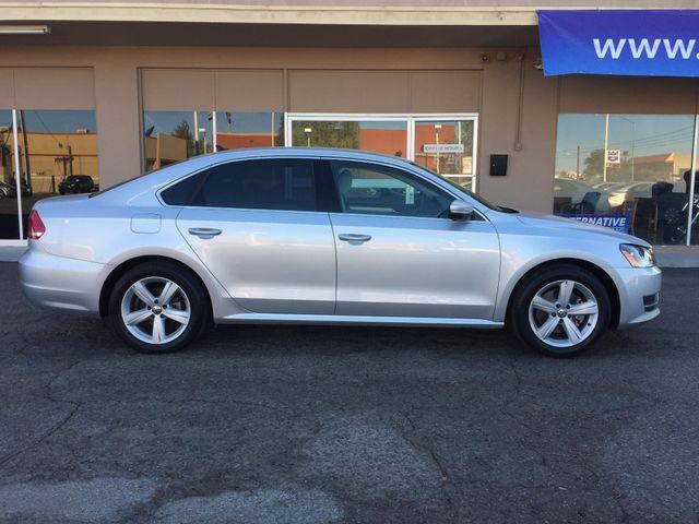 2013 Volkswagen Passat SE 3 MONTH/3,000 MILE NATIONAL POWERTRAIN WARRANTY Mesa, Arizona 5