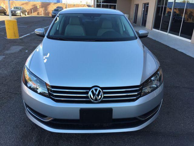 2013 Volkswagen Passat SE 3 MONTH/3,000 MILE NATIONAL POWERTRAIN WARRANTY Mesa, Arizona 7