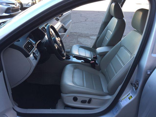 2013 Volkswagen Passat SE 3 MONTH/3,000 MILE NATIONAL POWERTRAIN WARRANTY Mesa, Arizona 9