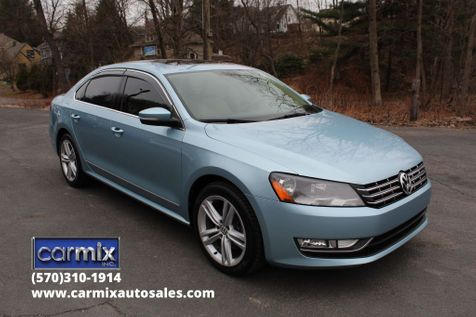 2013 Volkswagen Passat TDI SE w/Sunroof & Nav in Shavertown