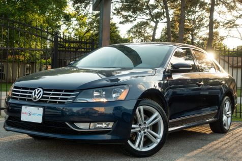 2013 Volkswagen Passat TDI SE w/Sunroof and Nav in , Texas