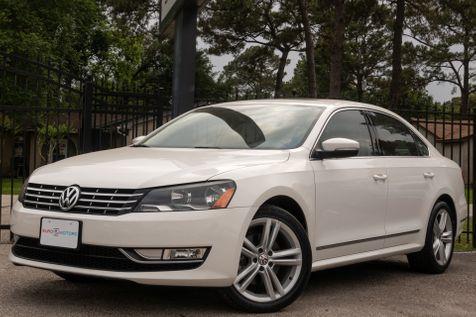 2013 Volkswagen Passat TDI SEL Premium in , Texas